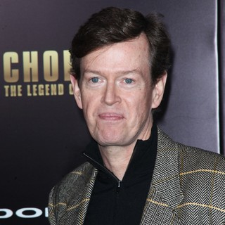 Dylan Baker in Anchorman: The Legend Continues Premiere Sponsored by Buffalo David Bitton