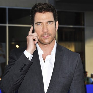 Dylan McDermott in Los Angeles Premiere of The Campaign - Arrivals