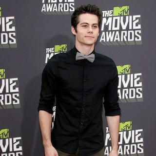 Dylan O'Brien in 2013 MTV Movie Awards - Arrivals