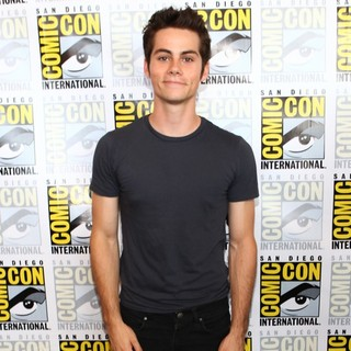 Dylan O'Brien in San Diego Comic-Con 2012 - Teen Wolf - Press Room