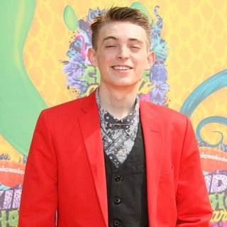 Dylan Riley Snyder in Nickelodeon's 27th Annual Kids' Choice Awards - Arrivals