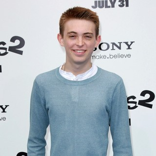 Dylan Riley Snyder in The Los Angeles Premiere of The Smurfs 2 - Arrivals