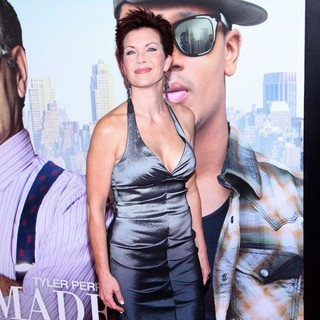 Eaddy Mays in Tyler Perry's Madea's Witness Protection New York Premiere