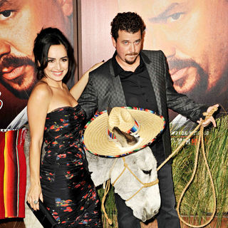 Danny McBride, Ana de la Reguera in The Premiere of 'Eastbound & Down Season 2'
