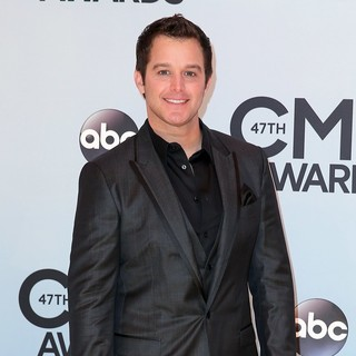 Easton Corbin in 47th Annual CMA Awards - Red Carpet