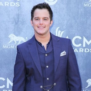 Easton Corbin in 49th Annual Academy of Country Music Awards - Arrivals