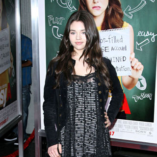 India Eisley in Los Angeles Premiere of 'Easy A'