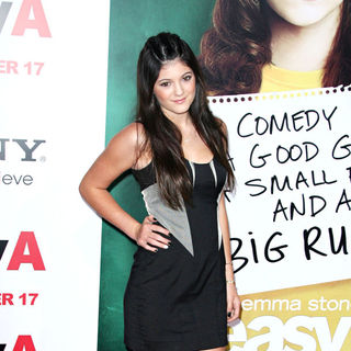 Kylie Jenner in Los Angeles Premiere of 'Easy A'