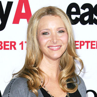 Lisa Kudrow in Los Angeles Premiere of 'Easy A'