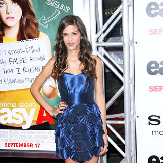 Mahaley Hessam in Los Angeles Premiere of 'Easy A'