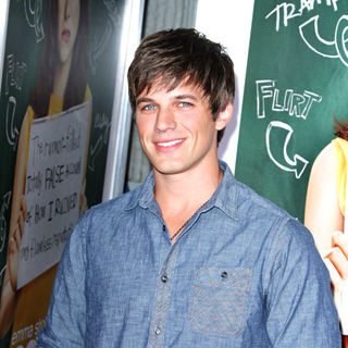 Matt Lanter in Los Angeles Premiere of 'Easy A'
