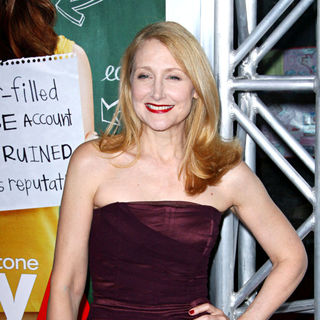 Patricia Clarkson in Los Angeles Premiere of 'Easy A'