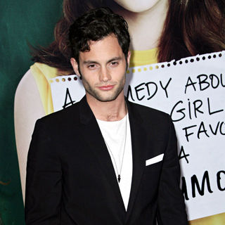 Penn Badgley in Los Angeles Premiere of 'Easy A'