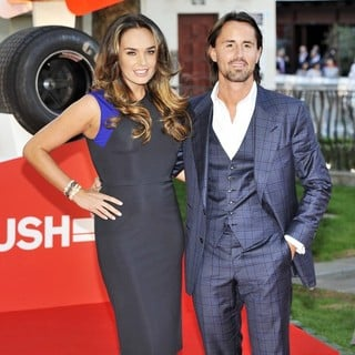 World Premiere of Rush - Arrivals - ecclestone-rutland-uk-premiere-rush-04