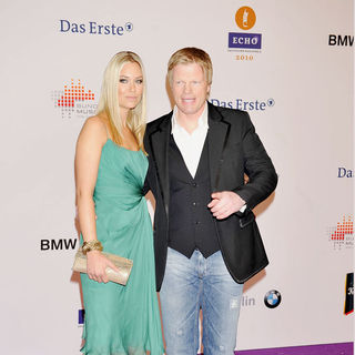 Oliver Kahn in 19th Annual Echo Awards 2010 - Red carpet arrivals
