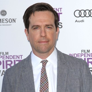 Ed Helms in 27th Annual Independent Spirit Awards - Arrivals