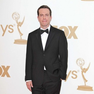 Ed Helms in The 63rd Primetime Emmy Awards - Arrivals