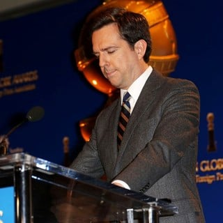 Ed Helms in 70th Annual Golden Globe Awards Nominations Announcement