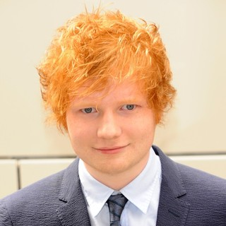 Ed Sheeran in The 57th Ivor Novello Awards - Arrivals