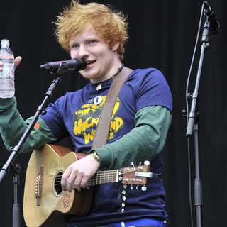 Ed Sheeran in BBC Radio 1's Hackney Weekend - Day 1