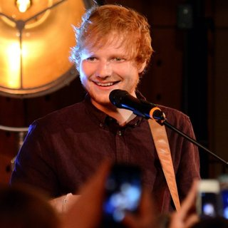 Ed Sheeran Performs an Intimate Gig for 2FM Listeners