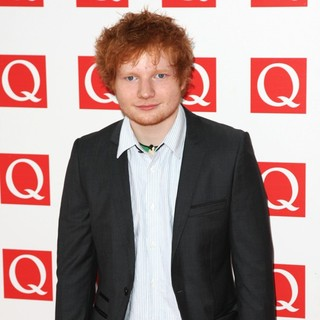 Ed Sheeran in The Q Awards 2011 - Arrivals
