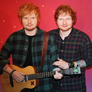 Ed Sheeran - Wax Figure of Ed Sheeran