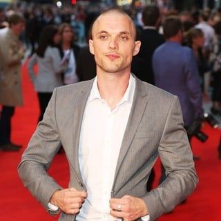 Ed Skrein in The Sweeney UK Film Premiere - Arrivals