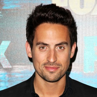 Ed Weeks in Fox All-Star Party - Arrivals