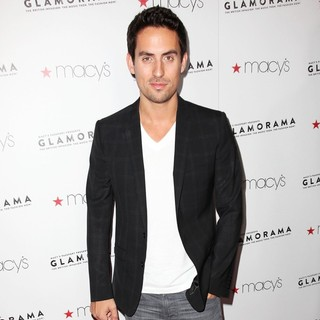 Ed Weeks in Macy's Passport Presents: Glamorama - 30th Anniversary - Arrivals