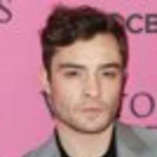 Ed Westwick in 2014 Victoria's Secret Fashion Show - Arrivals