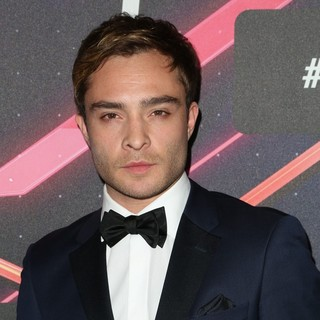Ed Westwick in 2015 Jaguar Land Rover British Academy Britannia Awards Presented by American Airlines - Arrivals