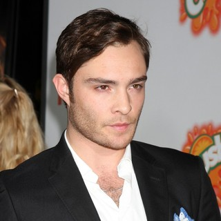 Ed Westwick in The Premiere of Paramount Pictures' Fun Size - Arrivals