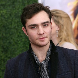Ed Westwick in The World Premiere of War Horse