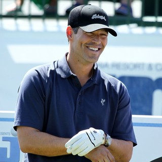 Eddie Cibrian in The 11th Annual Michael Jordan Celebrity Invitational - Day 3