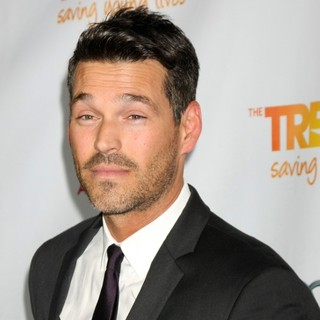 Eddie Cibrian in The Trevor Project's 2011 Trevor Live! - Arrivals