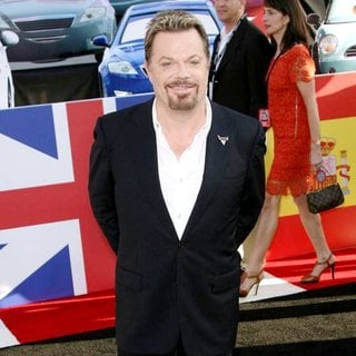 Eddie Izzard in The Los Angeles Premiere of Cars 2 - Arrivals