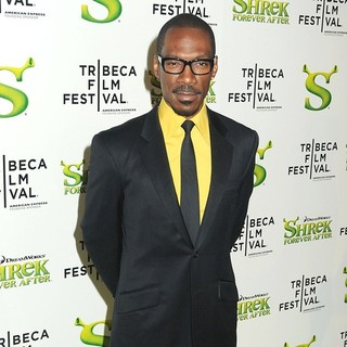 Eddie Murphy in Premiere of Shrek Forever After During The 9th Annual Tribeca Film Festival - Arrivals