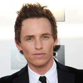 Eddie Redmayne in 18th Annual Critics' Choice Movie Awards