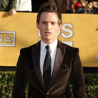 Eddie Redmayne in 19th Annual Screen Actors Guild Awards - Arrivals