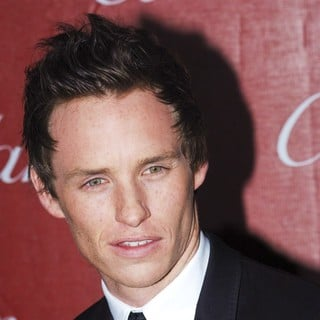 Eddie Redmayne in 24th Annual Palm Springs International Film Festival Awards Gala - Red Carpet
