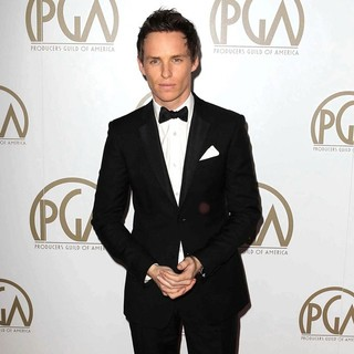 Eddie Redmayne in 24th Annual Producers Guild Awards - Arrivals