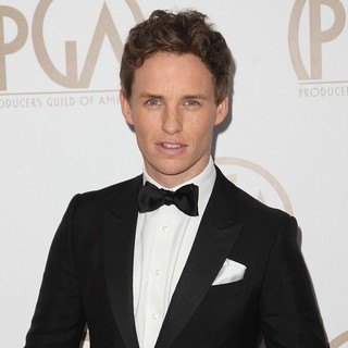 Eddie Redmayne in 26th Annual Producers Guild of America Awards - Arrivals