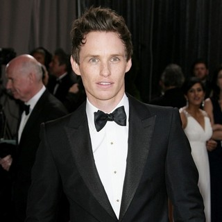 Eddie Redmayne in The 85th Annual Oscars - Red Carpet Arrivals