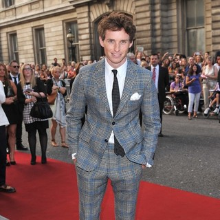 Eddie Redmayne in GQ Men of The Year Awards 2013 - Arrivals