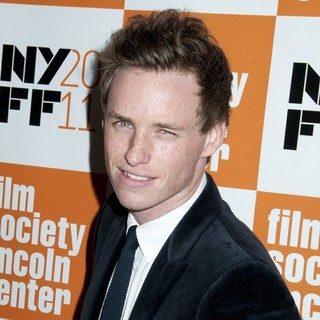 Eddie Redmayne in NYFF Presents My Week With Marilyn Premiere