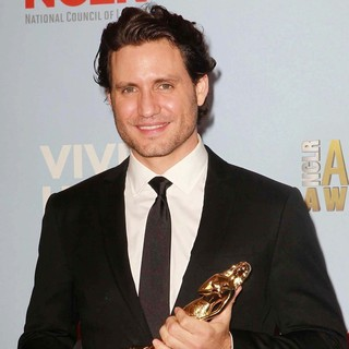 Edgar Ramirez in 2012 NCLR ALMA Awards - Press Room