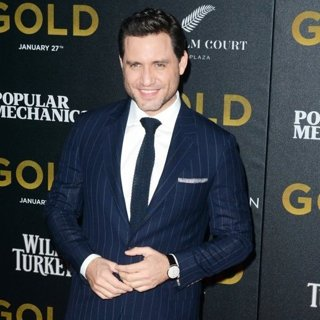 Edgar Ramirez-World Premiere of Gold - Red Carpet Arrivals