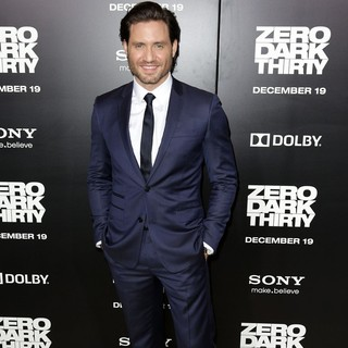 Edgar Ramirez in Los Angeles Premiere of Columbia Pictures' Zero Dark Thirty