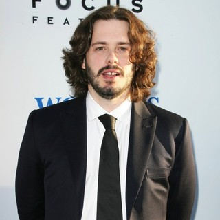 Edgar Wright in The World's End Hollywood Premiere